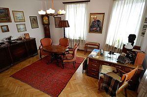 Andrzej Strug - Andrzej Strug Museum in Warsaw