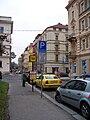 Náměstí Kinských, taxistanoviště.jpg
