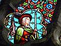 Nérac église ND rosace transept sud détail.JPG