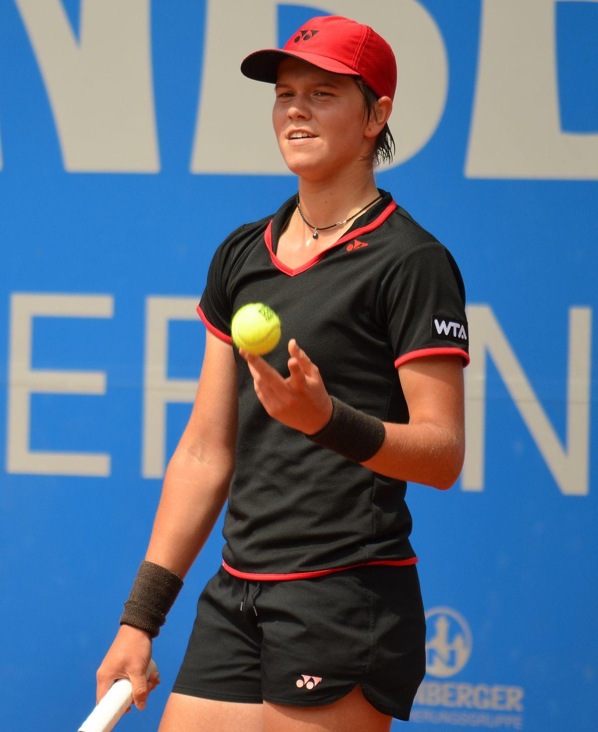 Katharina Gerlach Tennisspielerin Wikipedia