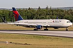 N177DN Delta Air Lines Boeing 767-332(ER) @ Frankfurt (EDDF).jpg