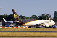 N332UP - B763 - UPS Airlines