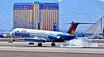 N420NV Allegiant Air 1986 Mcdonnell Douglas DC-9-83(MD-83) C-N 49424 (17678574518).jpg