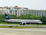 N919UW US Airways 1982 Boeing 757-225 C-N 22198 (7254265254).jpg