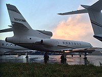 N990MM - FA50 - Kabo Air