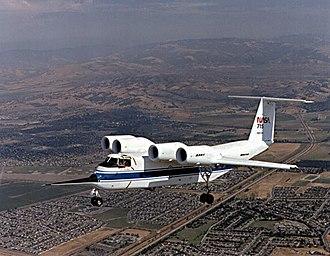 De Havilland Canada DHC-5 Buffalo - The NASA-Boeing QSRA