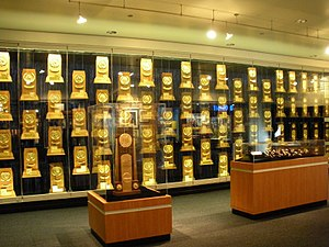 Pac-12 Conference - NCAA National Championship trophies, rings, watches won by UCLA teams