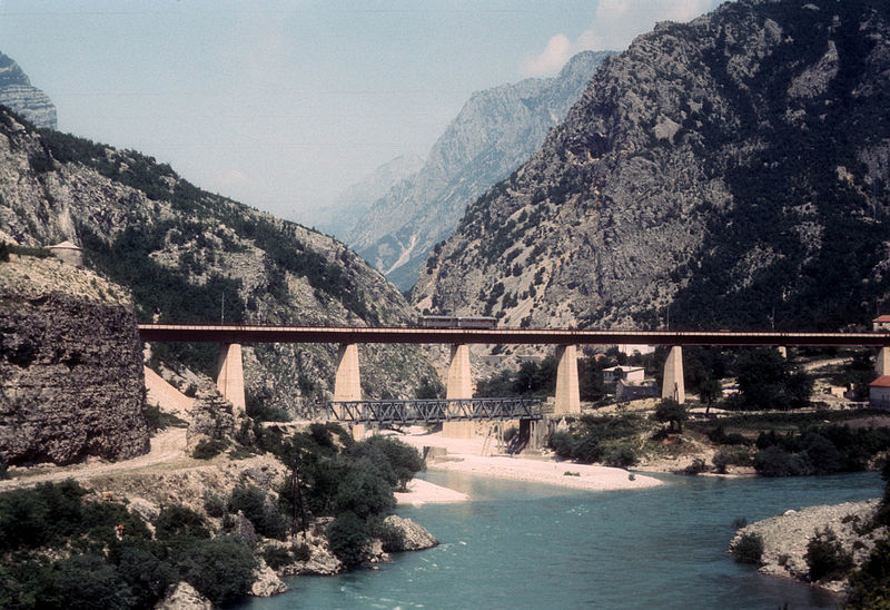 Drežanka viadukt