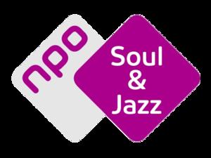 NPO Soul & Jazz - Image: NPO Soul & Jazz logo