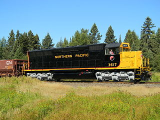 Northern Pacific 3617