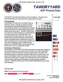 NSA TAWDRYYARD