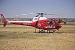 NSW RFS (Firebird 200) Eurocopter AS-350B (VH-NFO) at Wagga Wagga Airport (1).jpg