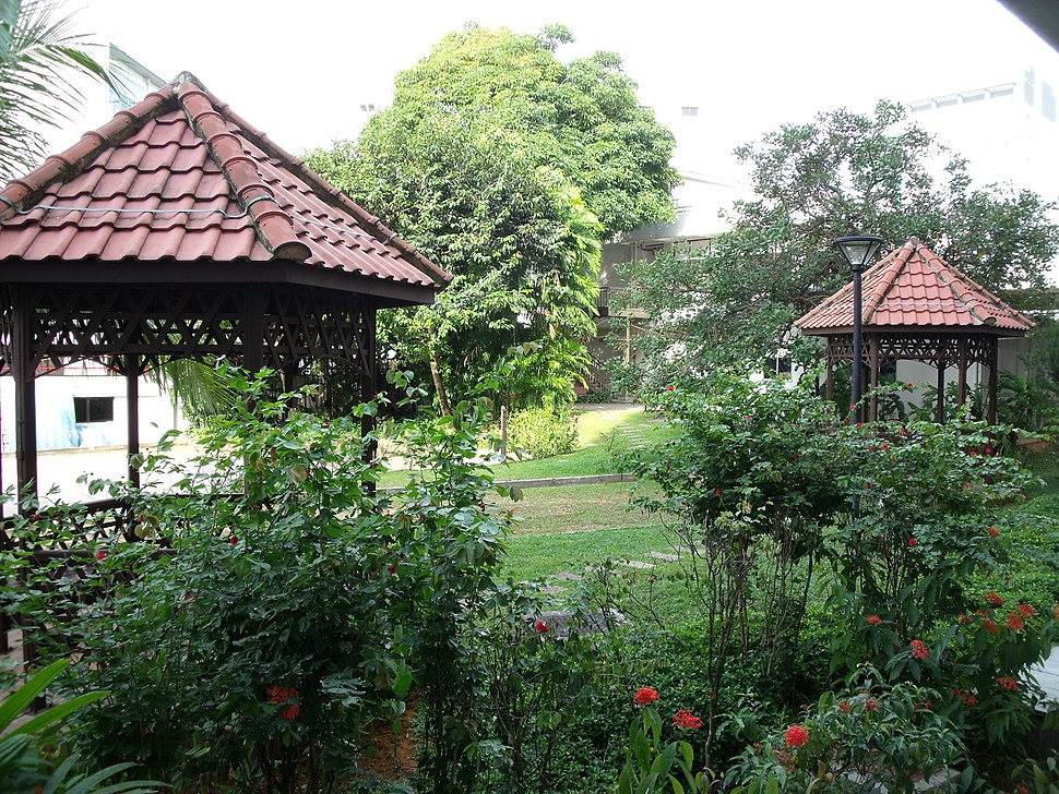 NUS Garden