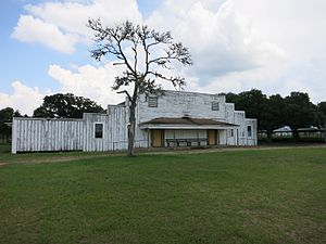 Nada, Texas - Image: Nada TX Community Center