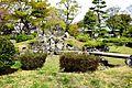 Nagoya Castle Ninomaru Garden.JPG