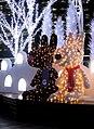 Nagoya Station Christmas Illumination 2009 Gasperd and Lisa (4159254860).jpg