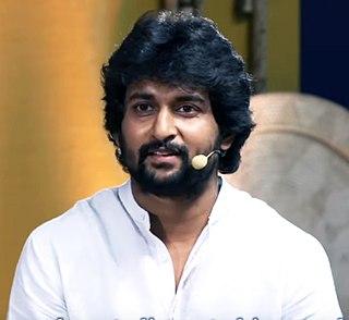 Nani (actor) Indian actor, producer, assistant director, radio jockey
