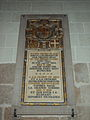 Nantes Cathedral United Kingdom WWI memorial.jpg