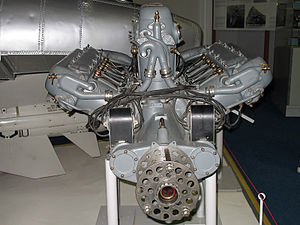 W engine - Napier Lion VII
