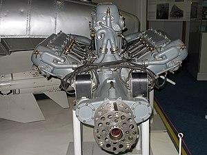 W engine - Napier Lion VII