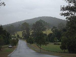 Mount Nathan, Queensland - Nathanvale Road, 2016