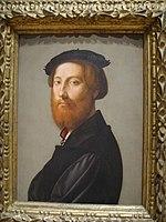 National gallery in washington d.c., giuliano bugiardini, leonardo de' ginori 1528.JPG