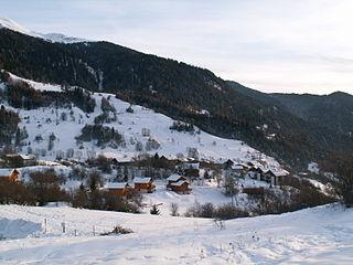 Notre-Dame-du-Pré Commune in Auvergne-Rhône-Alpes, France