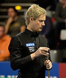 Robertson Snooker