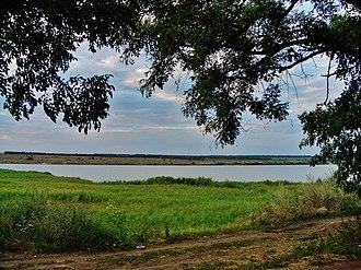 Neklinovsky District - Landscape in Neklinovsky District