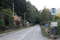 Nelepeč-Žernůvka, Žernůvka, silnice II-379 (2013-10-05; 01).jpg