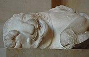 Nemejski lav, Louvre, 5. stoljeće p.n.e.