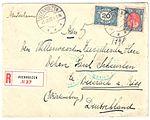 Netherlands 1922-12-12 cover.jpg