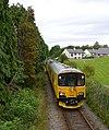 Network Rail test train, approaching Muir of Ord (geograph 4073832).jpg