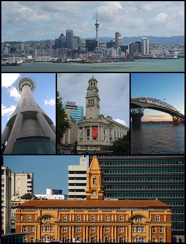 Photos de Auckland: