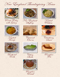 Thanksgiving Dinner Wikipedia