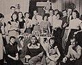 New Orleans Charity Hospital School of Nursing Halloween Dance 1950 - 01.jpg