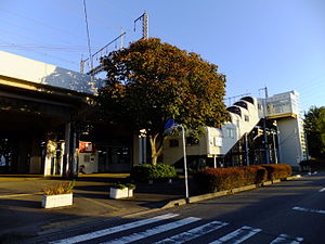 Haraichi Station - Haraichi Station in November 2015