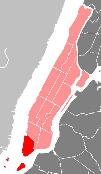 Manhattan Community Board 1 - Community Board 1