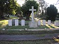 New Zealand soldiers WW1 graves - geograph.org.uk - 1078547.jpg