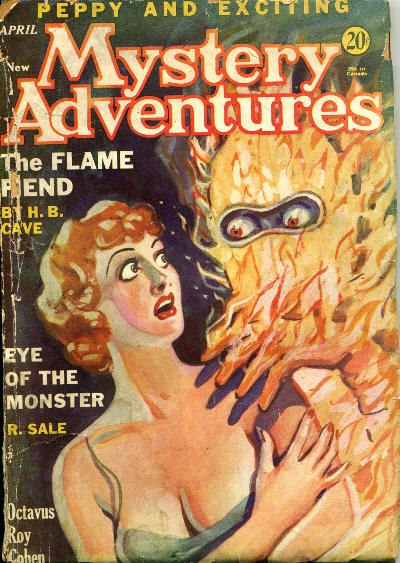 New mystery adventures 193504