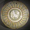 Ngv, maiolica di deruta, piatto, 1525 circa.JPG