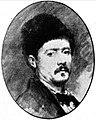 Nicolae Grigorescu - Autoportret (desen).jpg