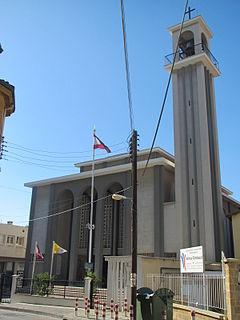 Maronite Catholic Archeparchy of Cyprus