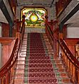 Niebaum-Coppola winery staircase.jpg