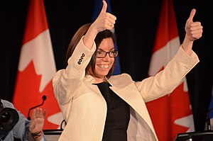 Niki Ashton - Ashton in 2012