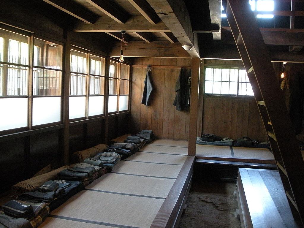 Nishin-Goten (Pacific herring Fishermans house)2