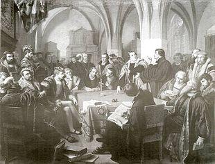Colloqui (di August Noack 1869)