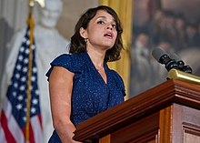 Norah Jones sings during Congressional Gold Medal Ceremony.jpg
