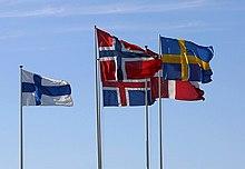 Et stort flertal af amtets indbyggere er født i Norden