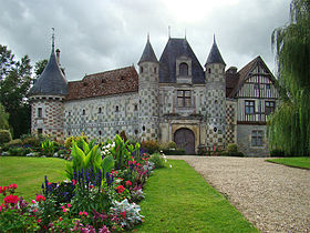 Image illustrative de l'article Château de Saint-Germain-de-Livet